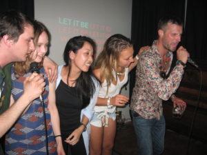 Karaoke and DJ on Fridays @ Saturnin | Prague | Czech Republic