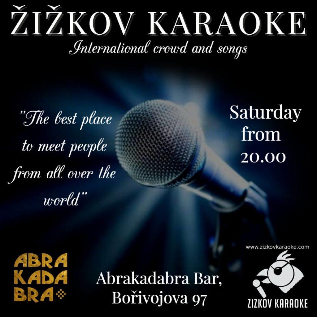 Saturday Karaoke @ Abrakadabra Bar | Hlavní město Praha | Czechia