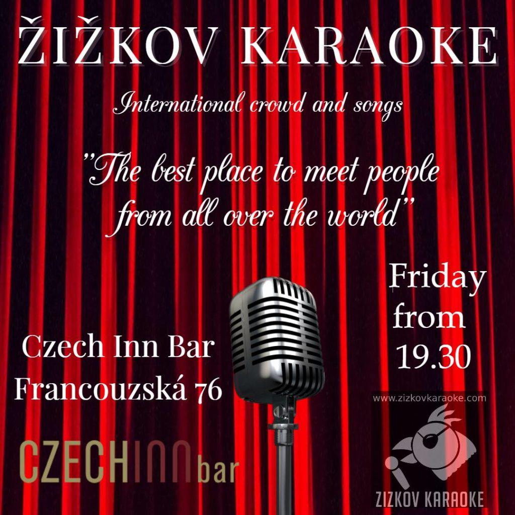 Friday Karaoke @ Czech-Inn Bar | Hlavní město Praha | Czechia